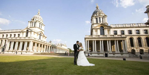 Wedding Old Naval College Greenwich